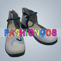 ★サイズ選択可★女性23CM UD272 VOCALOID ボーカロイド 洛天依 コスプレ靴 ブーツ