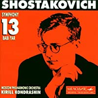 Shostakovich:Symphony No.13