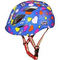 Flameer 全4色選べ 運動護具 スポーツヘルメット 子供用 スケート/自転車/スケートボード CE認定 屋外活動 3-9歳適用
