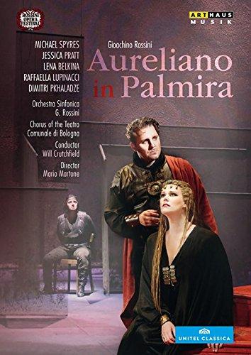 ロッシーニ:歌劇「パルミラのアウレリアーノ」[2DVDs]