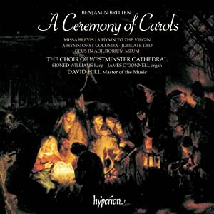 Ceremony of Carols/Missa Brevis
