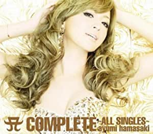A COMPLETE ~ALL SINGLES~ (DVD付)