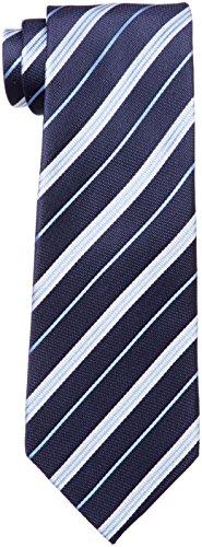 (ハルヤマ)HARUYAMA(ハルヤマ) シルク100% 8cm幅 ネクタイ M181170042 88 ネイビー フリー