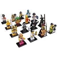 レゴ ミニフィギュア シリーズ 2 サイドA & サイドB 全16種製品 (LEGO Minifugures Series 2) [並行輸入品]