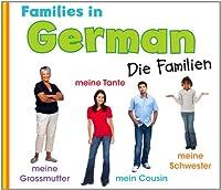 Families in German: Die Familien (World Languages - Families)