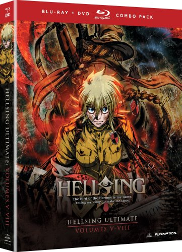 Hellsing Ultimate: 5-8 [Blu-ray] [Import] Funimation