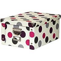 ボックスストレージ/ファイルストレージボックス、蓋/手紙/法律、衣類おもちゃ収納ボックスA