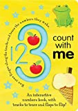 1 2 3 Count with Me (Smart Kids Trace-and-Flip) -
