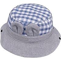 Goshang ひよけ帽子 子供用 赤ちゃん用 春 夏 ベビー帽子 かわいい お出かけ アウトドア用 日よけ ハット