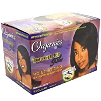Africa'S Best Organics Touch-Up Plus Organic Conditioning No-Lye Relaxer System Regular (One Application) by Africa's Best Organics
