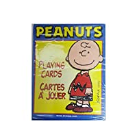 Peanuts Charlieブラウン& Gang Playing Cards by Holye