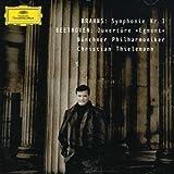 Brahms: Symphony No.1 / Beethoven: Overture