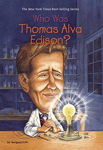 Who Was Thomas Alva Edison? (Who Was?)の詳細を見る