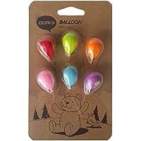 QUALY マグネット Balloon Magnet 6個入 521707900