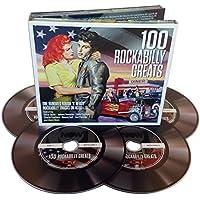 100 Rockabilly Greats [Import]