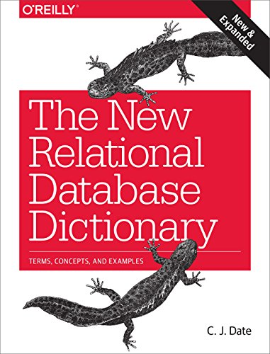 The New Relational Database Di...