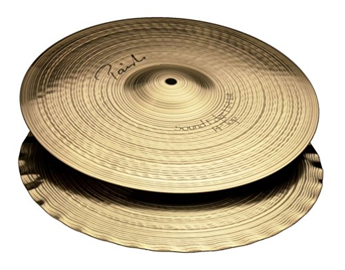 "パイステ『Signatuer the Paiste Sound Edge Hi-Hat 14""』"