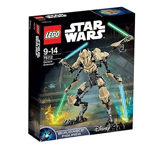 Lego Star Wars General Grievous 75112 [並行輸入品]