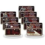 パスファインダーアドベンチャーカードゲーム: Wrath of the RighteousベースセットMiniマット7パック