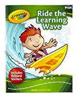 Crayola初期学習スキルブックRide The Learning Wave