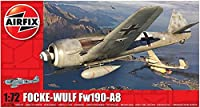 Airfix Focke-Wulf Fw190A-8 1:72 WWII Military Aviation Plastic Model Kit A01020A [並行輸入品]