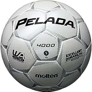 molten(モルテン) ペレーダ4000 [ Pelada4000 ] EXCELLENT DURABILITY F5P4000-W 白 5号球