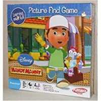 Handy Manny Picture Find Game [並行輸入品]