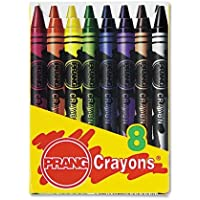 DIX00000 - Prang Crayons Made with Soy by Dixon