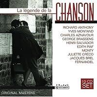 La Legende de la Chanson by Gilbert Becaud