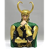 MARVEL(マーベル)Loki(ロキ)Bust Bank(貯金箱) [並行輸入品]