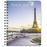 Paris 2018 Buchkalender Deluxe