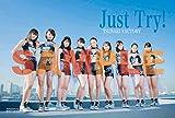【Amazon.co.jp限定】初恋サンライズ/Just Try!/うるわしのカメリア(通常盤A)(オリジナルポストカード付)