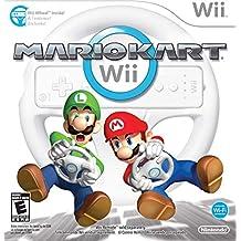 Mario Kart Wii with Wii Wheel - World Edition