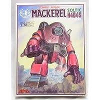 【プラモデル/未組立】 太陽の牙 ダグラム 1/72 [18] コンバットアーマー マッケレル Combat Armor MACKEREL Soltic H404S
