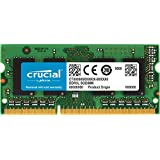 Crucial 4GB DDR3L 1866MHz SODIMM, SO-DIMM Memory for Mac Module CT4G3S186DJM - See Compatibility Chart