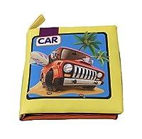 ベビー 布絵本 CAR #151