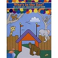 Do A Dot Art Zoo Animals Creative Coloring Book [並行輸入品]