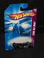 Hot Wheels 2008 127 Team: Rat Rods 3 of 4 Rat-ified 3/4 1:64 Scale