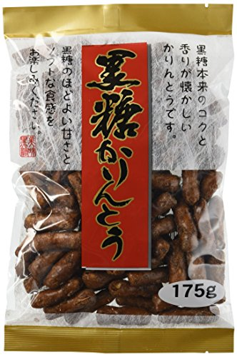 NS15黒糖かりん糖 175g ×12個