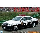 1/24 塗装済パトロールカーシリーズ No.13 200 クラウン パトロールカー 警視庁 交通取締まり仕様