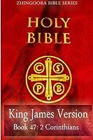 Holy Bible: King James Version, Book 47 2 Corinthians