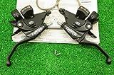 シマノ SHIMANO デオーレ DEORE ST-M510 Vブレーキ ディスクブレーキ 用 3×9 シフト ブレーキ 兼用レバー 自転車パーツ