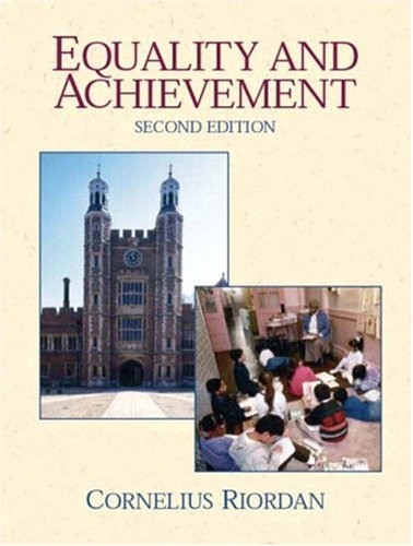 Download Equality and Achievement: An Introduction to the Sociology of Education 0130481777
