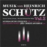 ハインリヒ・シュッツの音楽 Vol.2 画像