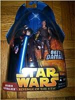 Star Wars Episode III - Revenge of the Sith Anakin Skywalker with Battle Damage