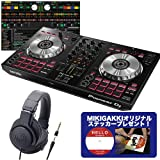 Pioneer DDJ-SB3 デジタルDJ初心者セットLite [本体+Serato DJ Lite+ヘッドホン]【HIPHOP?レゲエにオススメ】 パイオニア