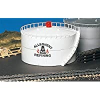 Bachmann Industries Plasticville U.S.A. Operating Accessory - Oil Storage Tank with Blinking LED Light [並行輸入品]
