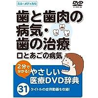 2分で分かる!やさしい医療DVD辞典 【歯と歯肉の病気・歯の治療/口とあごの病気】