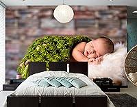 Yosot カスタム 3d の壁画が美しい幼児睡眠壁紙、テーマルームリビングルーム子供の寝室のテレビの壁の壁紙-450cmx300cm