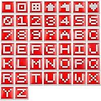 Startrc Robomaster S1専用の視覚識別カードDji Robomaster S1アクセサリー用撮影ターゲットセット-赤白